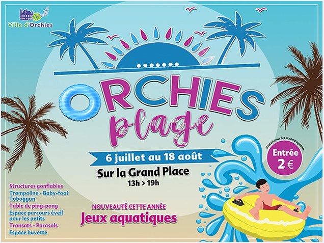Orchies Plage
